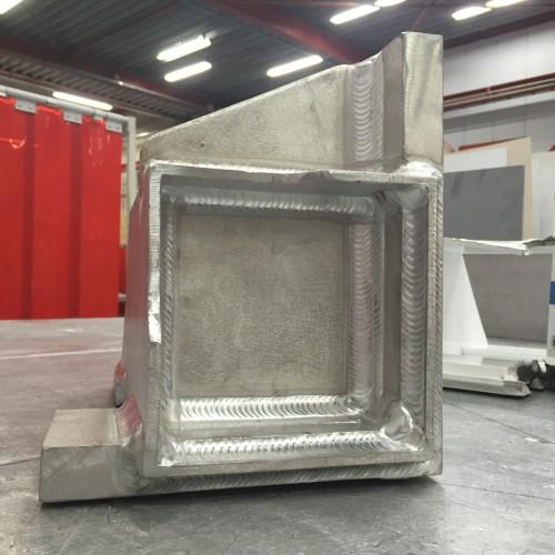 Aluminium lassen